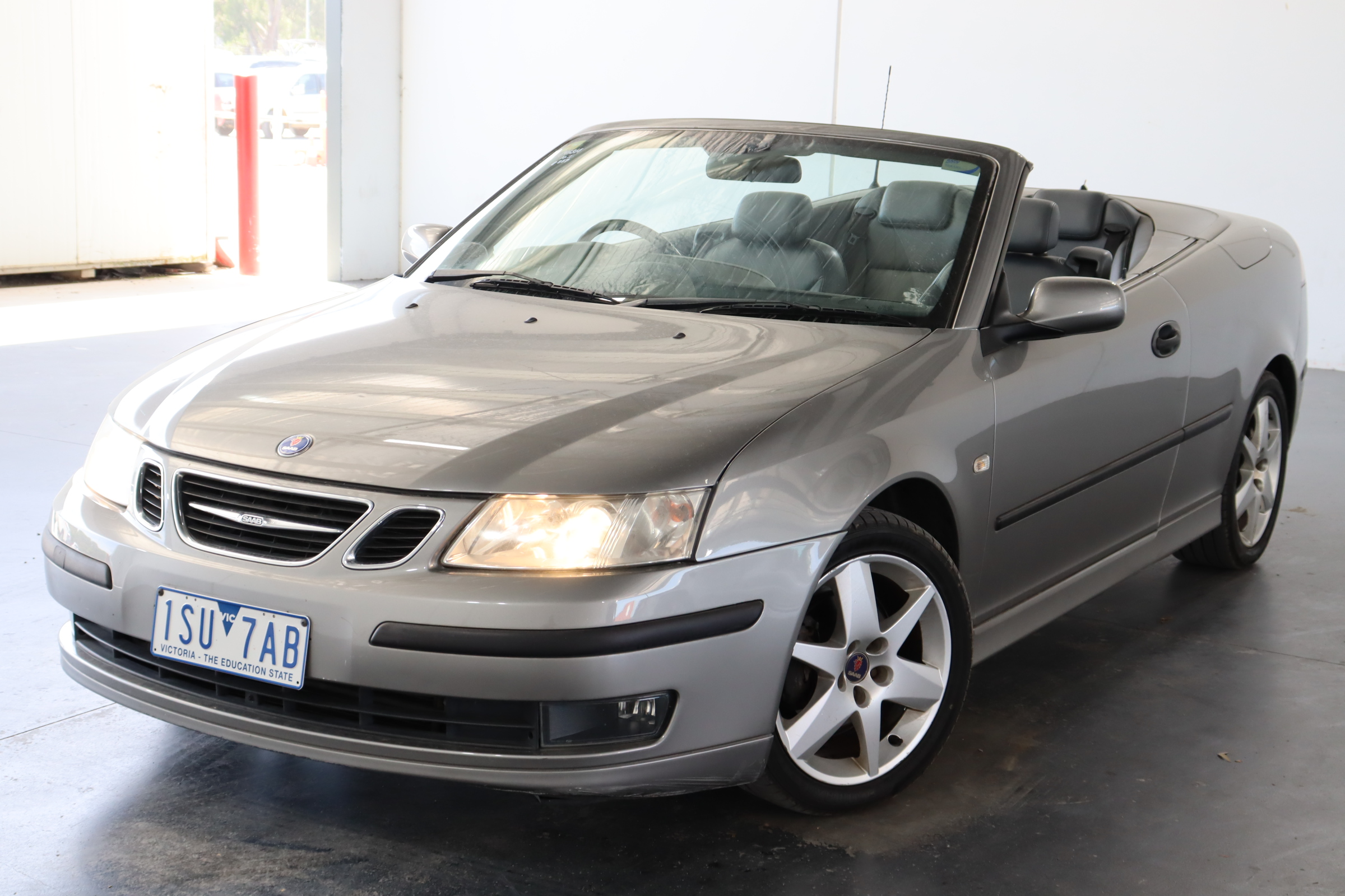 2004 Saab 9-3 Linear Automatic Convertible RWC issued 15/01/2021