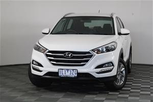 2017 Hyundai Tucson Active FWD TL Automa