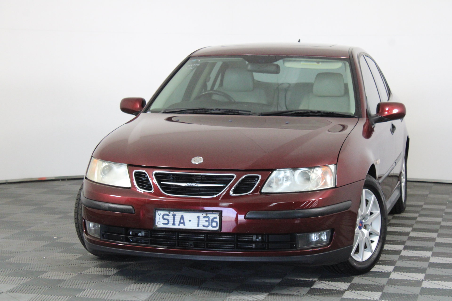 2003 Saab 9-3 ARC 2.0T Automatic Sedan