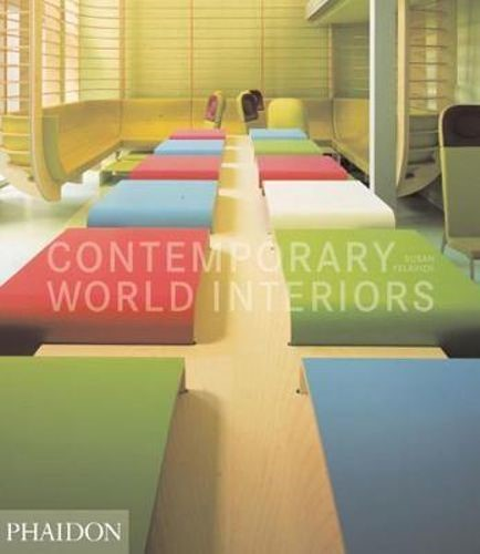 SUSAN YELAVICH, Contemporary World Interiors. Buyers Note - Discount Freigh