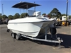 Noosacat 5.2m Boat with Dual Axle Trailer