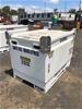 Unused 1100 Litre Bunded Fuel Storage Cube / Tank