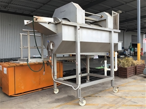 Commercial Vegetable Washer