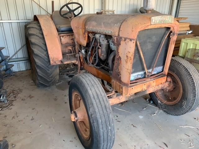 Chamberlain Countryman MK 2 Tractor