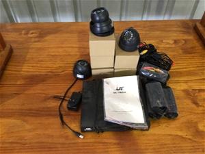Ul-Tech AHD Security Camera System