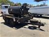 <p>2015 Custom Built Bitumen Tanker Trailer</p>