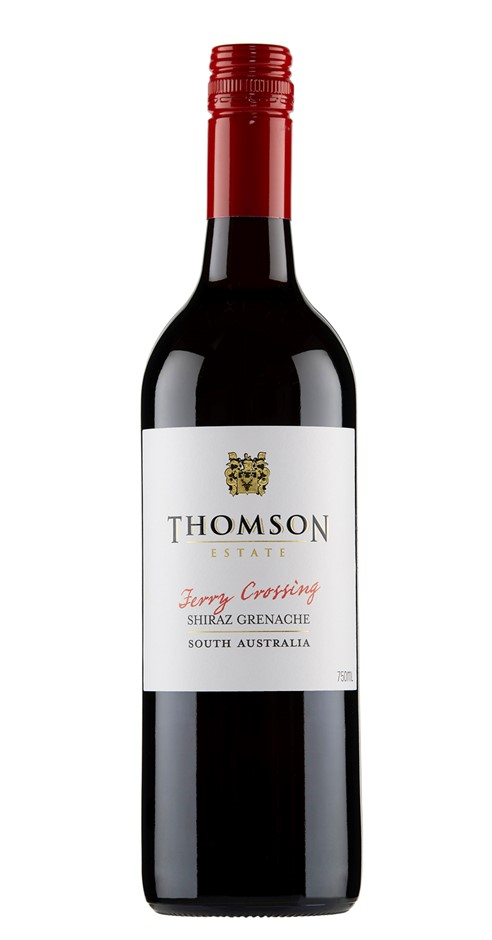 Thomson Estate Ferry's Crossing Shiraz Grenache 2018 (12 x 750mL) SA
