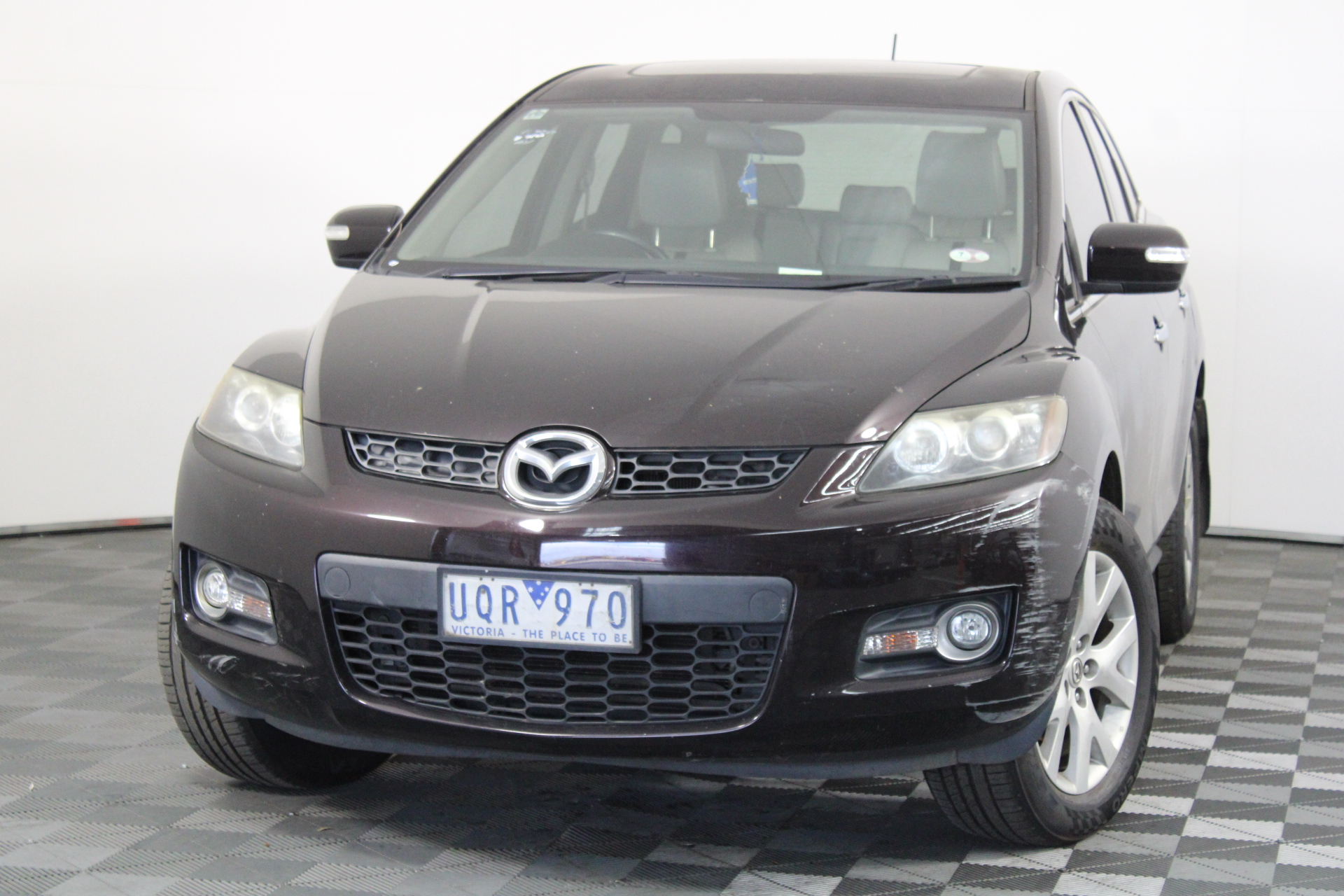 2007 Mazda CX-7 Luxury (4x4) Automatic Wagon