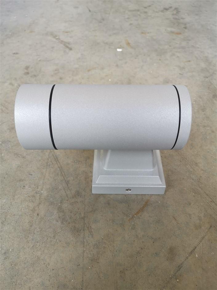 Domus Silver Exterior Downlight for Outdoor Dining/Patios/Verandas/Decks