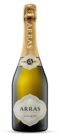 Arras Brut Elite Sparkling Chardonnay/Pinot Noir NV (6x 750mL). Tas