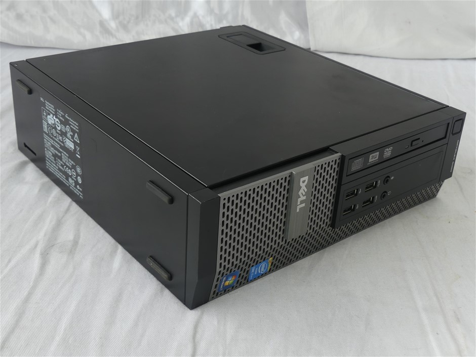 Dell OptiPlex 9020 Small Form Factor (SFF) Desktop PC