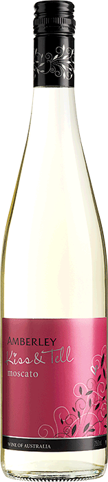 Amberley Kiss & Tell Moscato 2019 (6x 750mL).