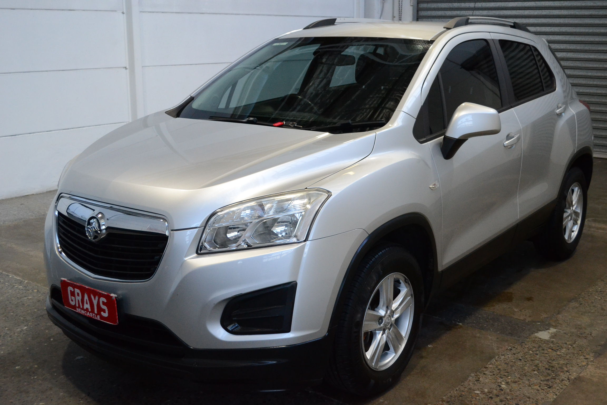 2013 Holden Trax LS TJ Manual Wagon