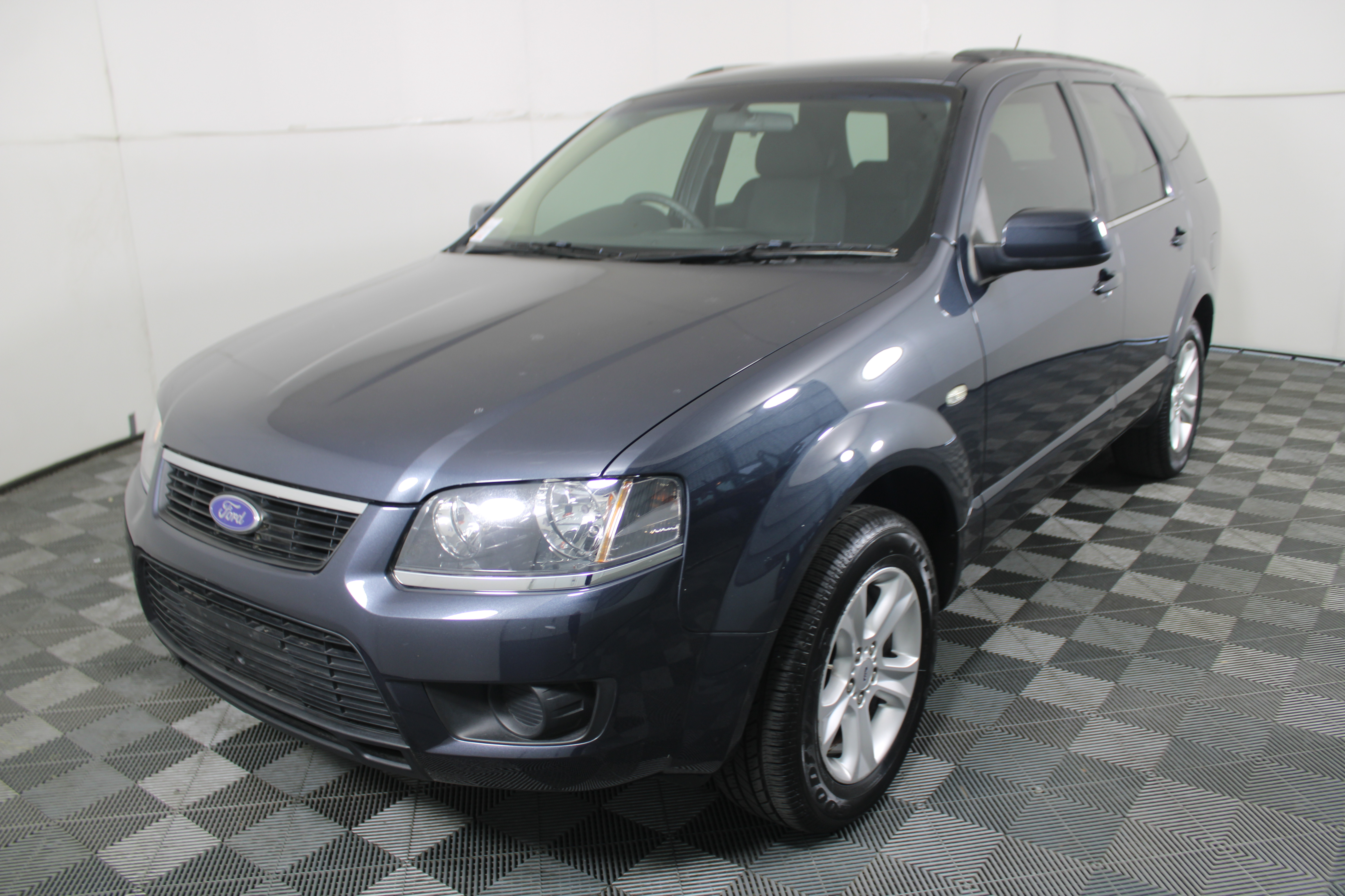 2010 Ford Territory SY MKII Automatic Wagon 35,646 Kms