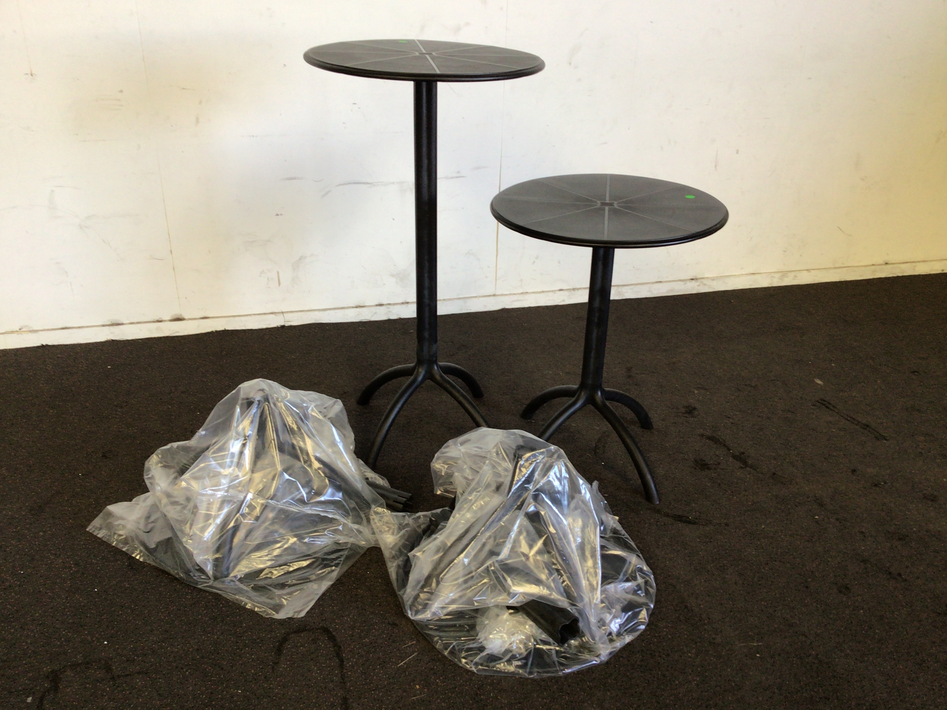 4 x Outdoor Tables