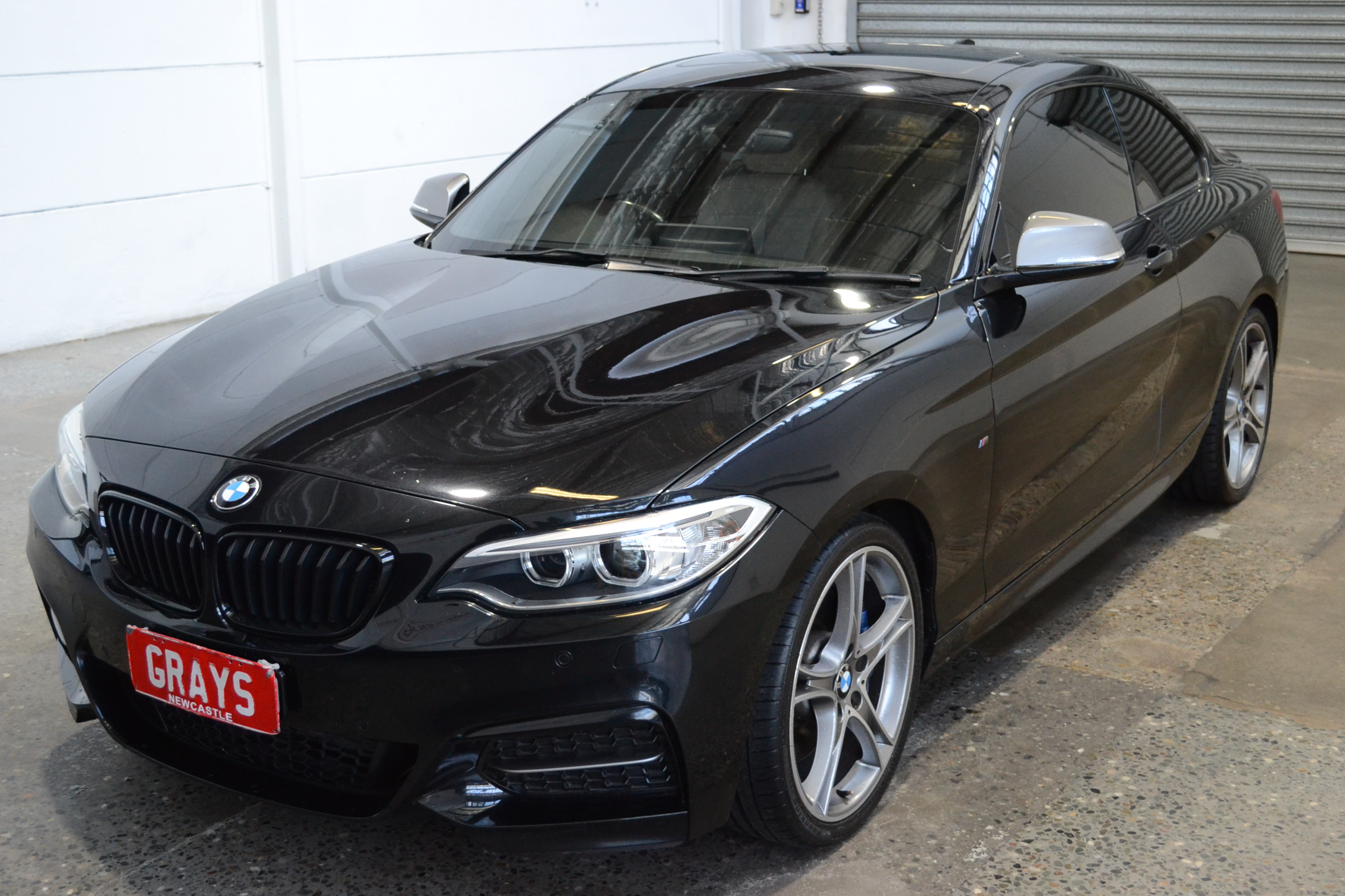 2015 BMW 2 Series M235i F22 Automatic - 8 Speed Coupe
