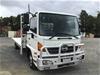 <p>2016 Hino  FD 500 4 x 2 Tray Body Truck</p>