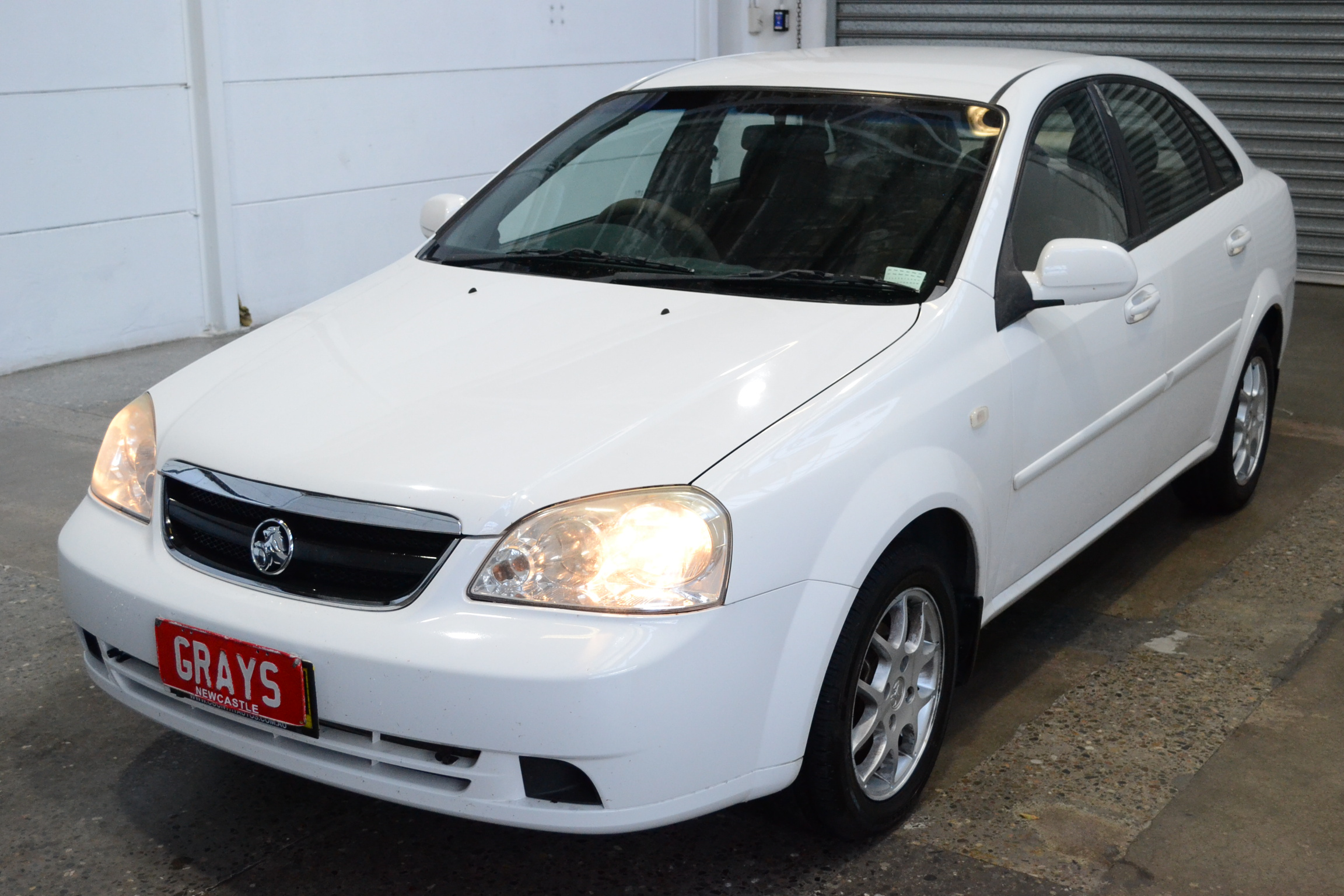 2007 Holden Viva JF Automatic Sedan