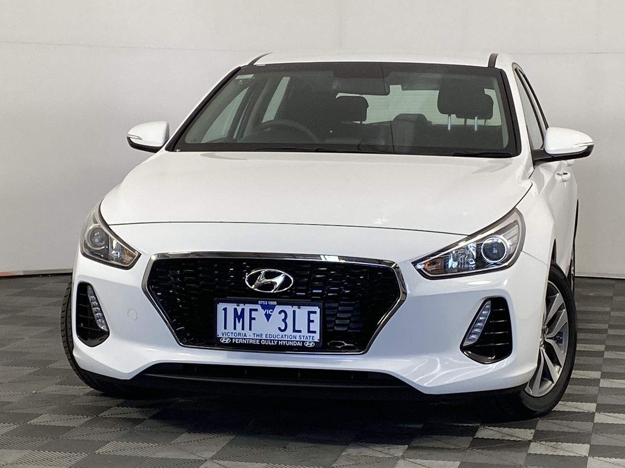 2018 Hyundai i30 Active PD Automatic Hatchback