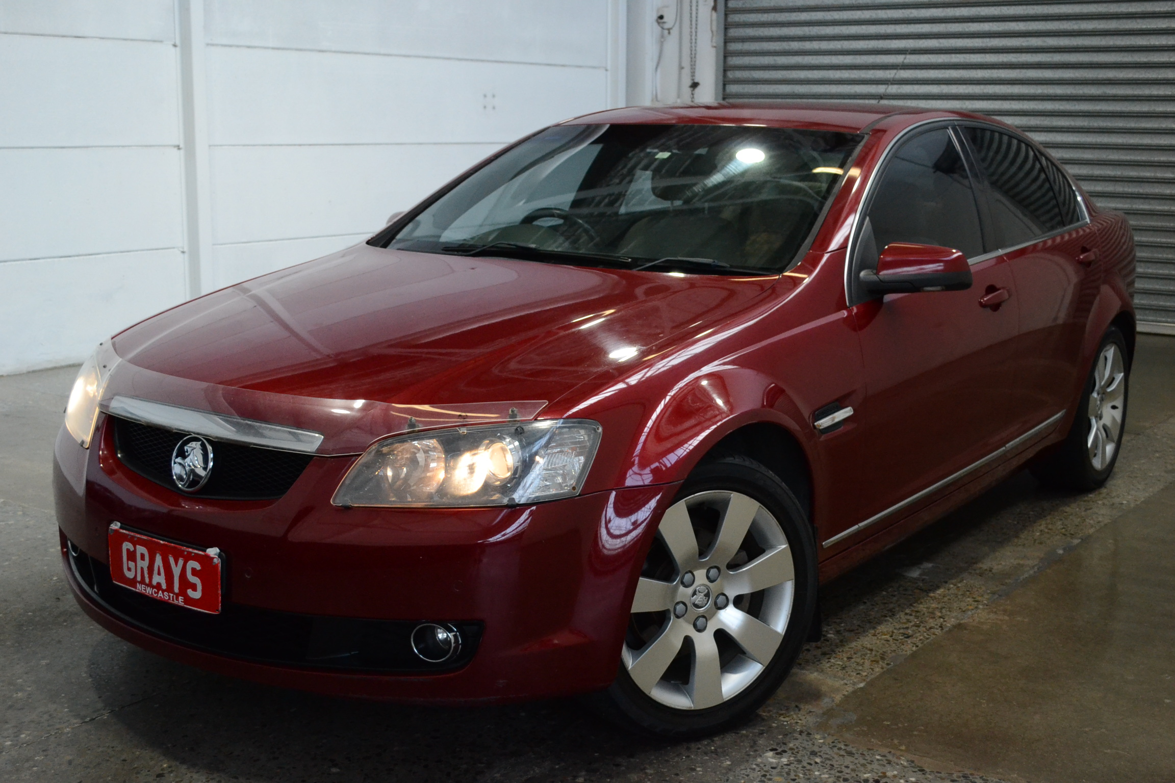 2006 Holden Calais V VE Automatic Sedan