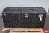 Ezytrail HF-1573 Aluminium Tool Box