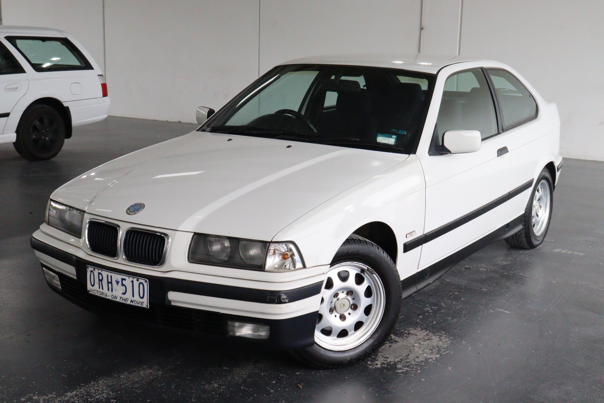 1998 BMW 3 16i E36 Automatic Hatchback