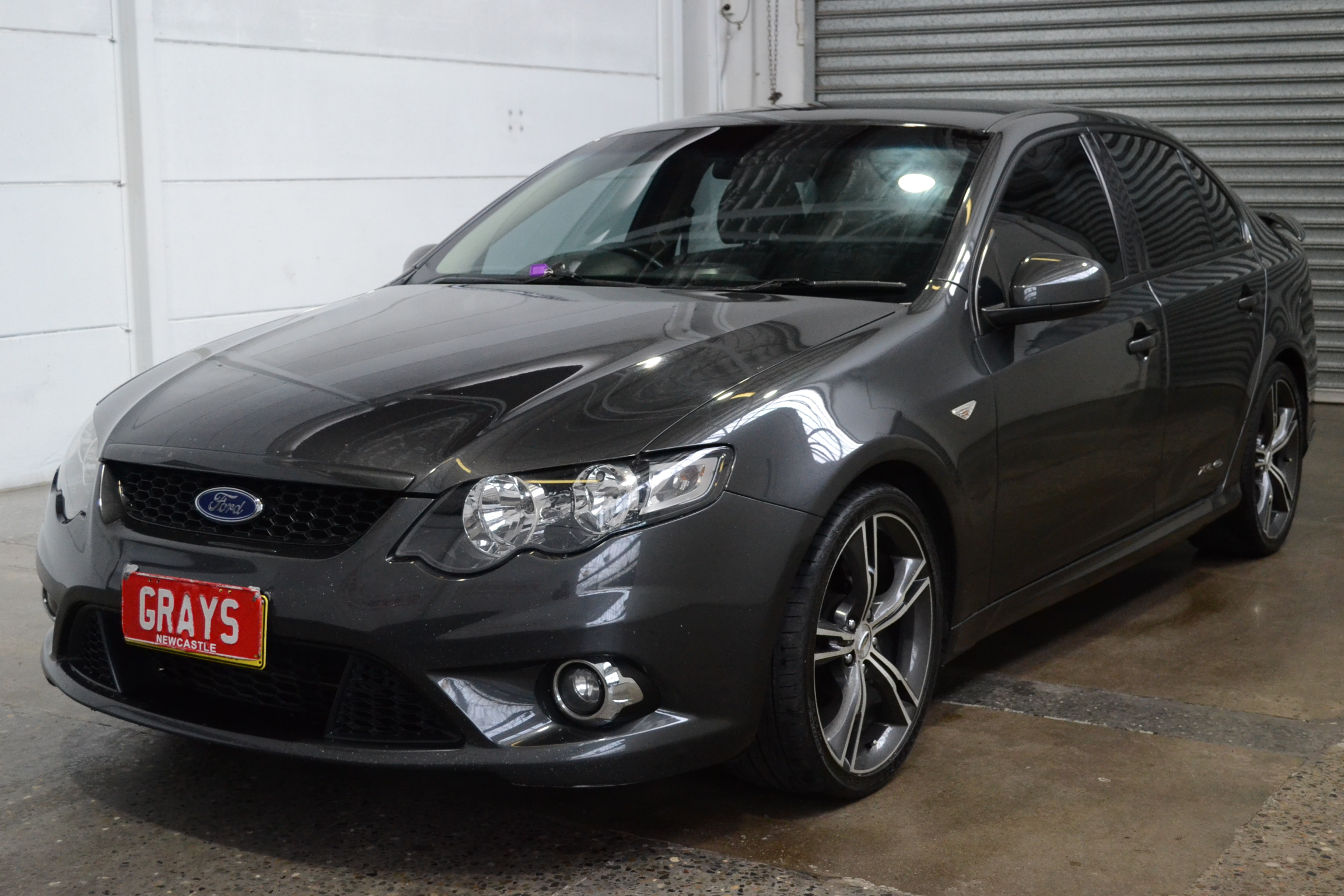 2009 Ford Falcon XR6 FG Automatic Sedan