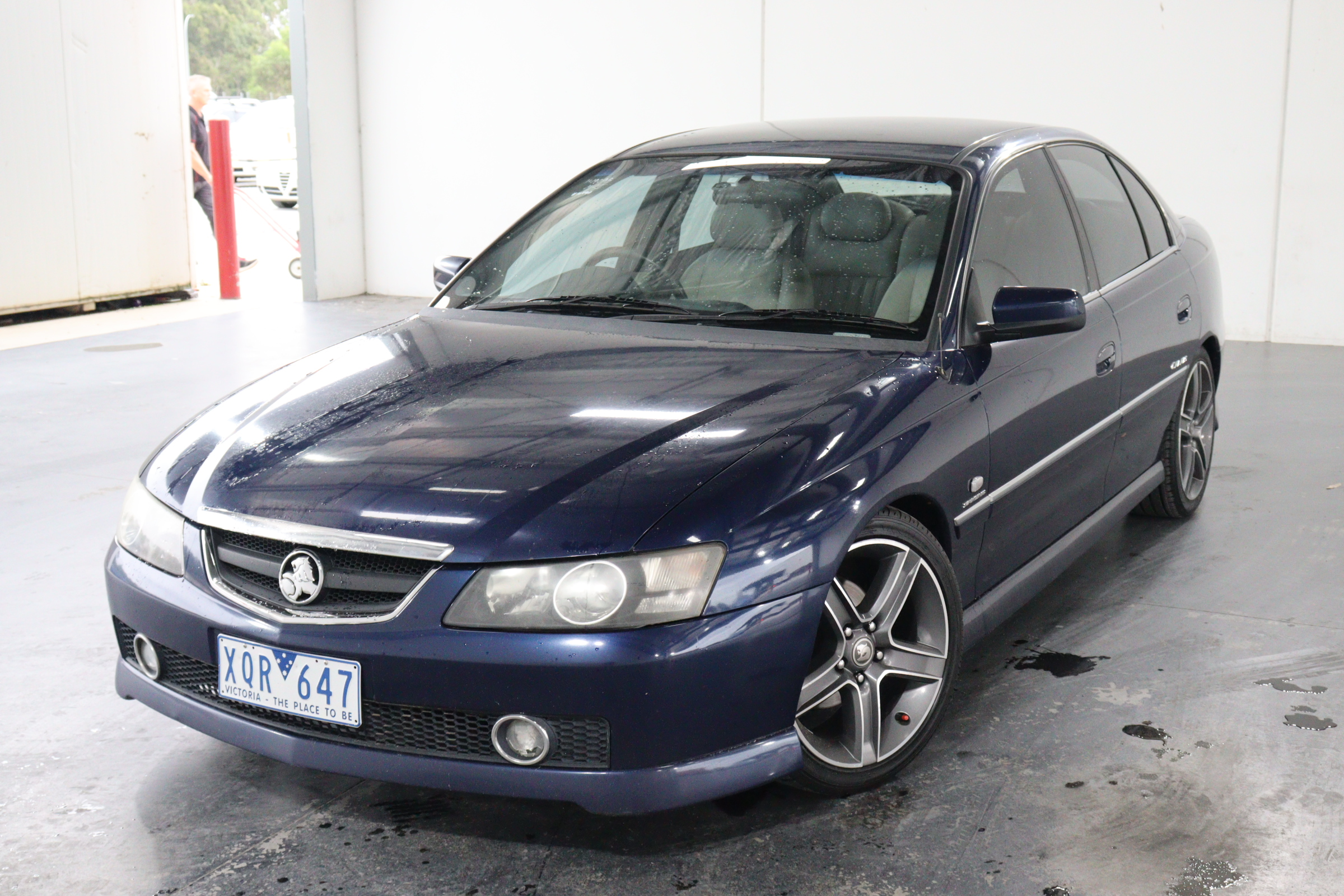 2004 Holden Calais Y Series Automatic Sedan