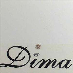 0.065ct Pink Diamond