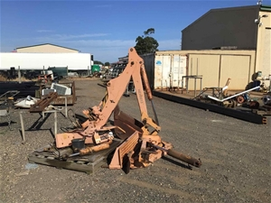 Ditch Witch Back Hoe Attachment