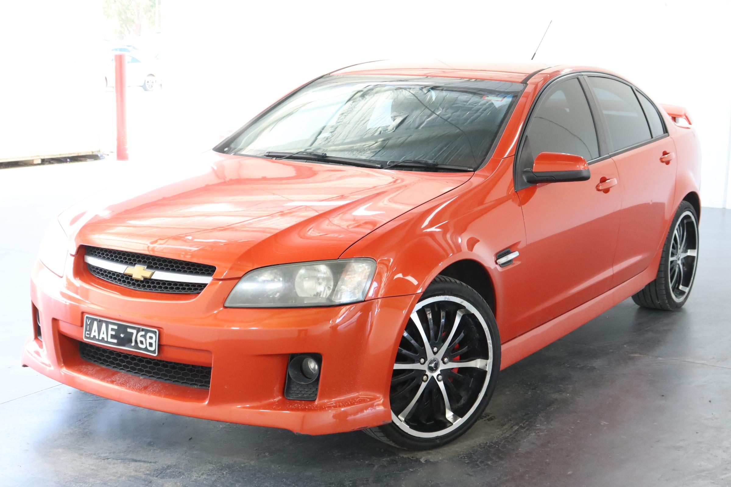 2007 Holden Commodore SV6 VE (WOVR)