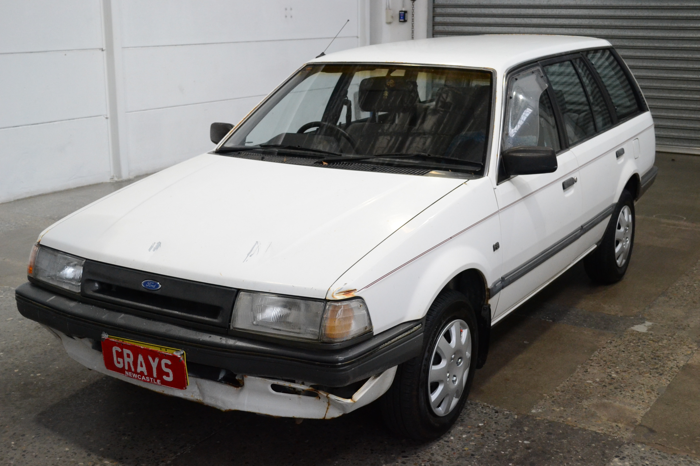 1989 Ford Laser Auto Wagon