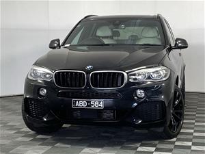 2014 BMW X5 40d Automatic Wagon