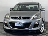 Unreserved 2009 Mazda CX-7 Luxury Sports (4x4)