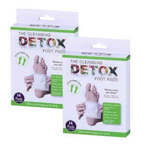 28Pcs Detox Cleansing Weight Loss Relax