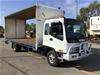 <p>2006 Isuzu  Freightpack 4 x 2 Curtainsider Rigid Truck</p>