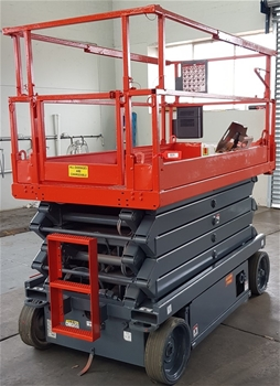 Skyjack Electric Scissor Lifts