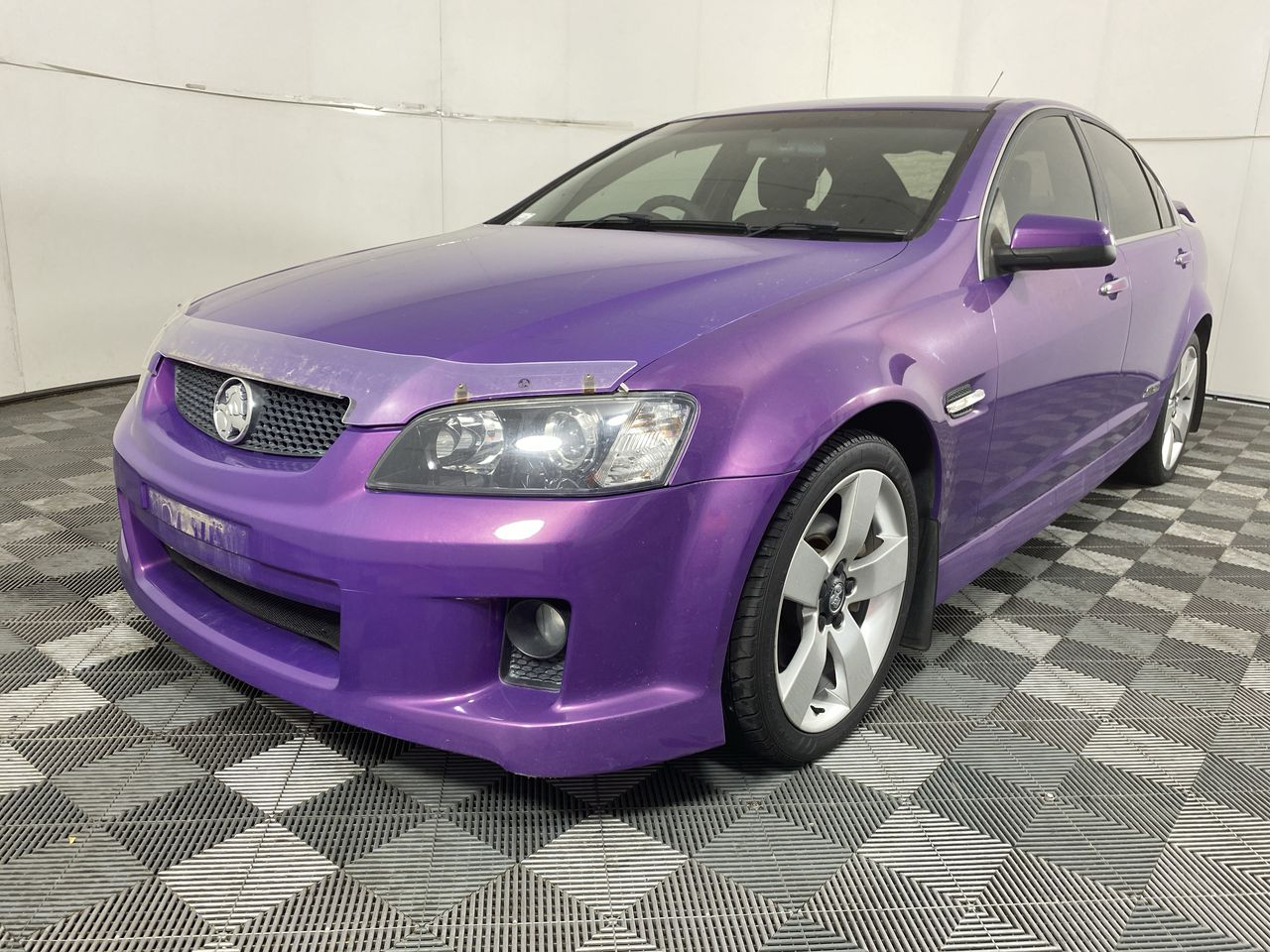 2007 Holden Commodore SS-V VE Automatic Sedan