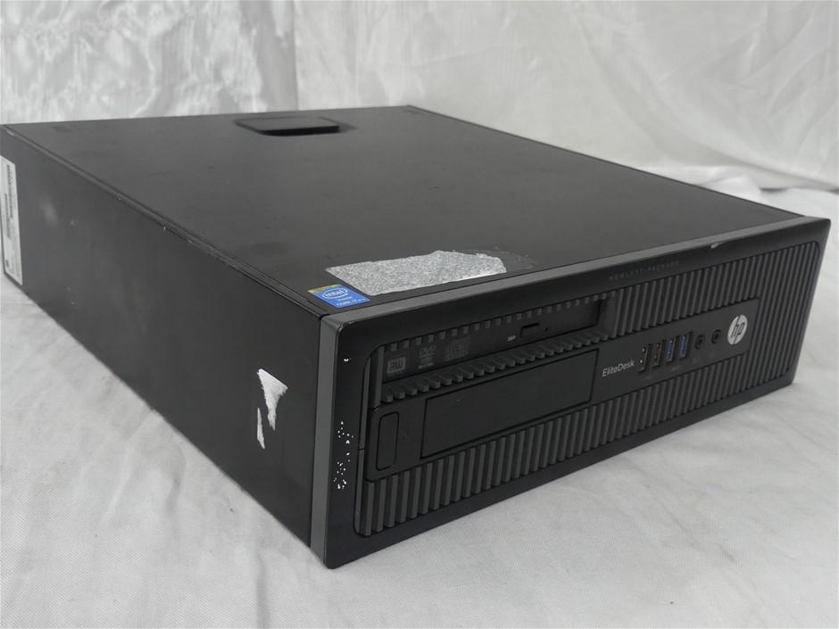 HP EliteDesk 800 G1 SFF Low Profile Desktop