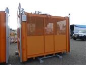 2 x 2014 Alimak SC45/30 FC 2000kg Construction Hoists