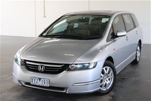 2005 Honda Odyssey Luxury Automatic 7 Se
