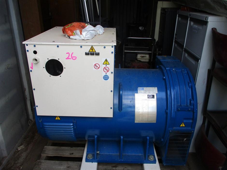 2009 FG Wilson Generator Set