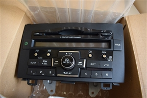 Compact Disc Changer CD/Player, Model: 3