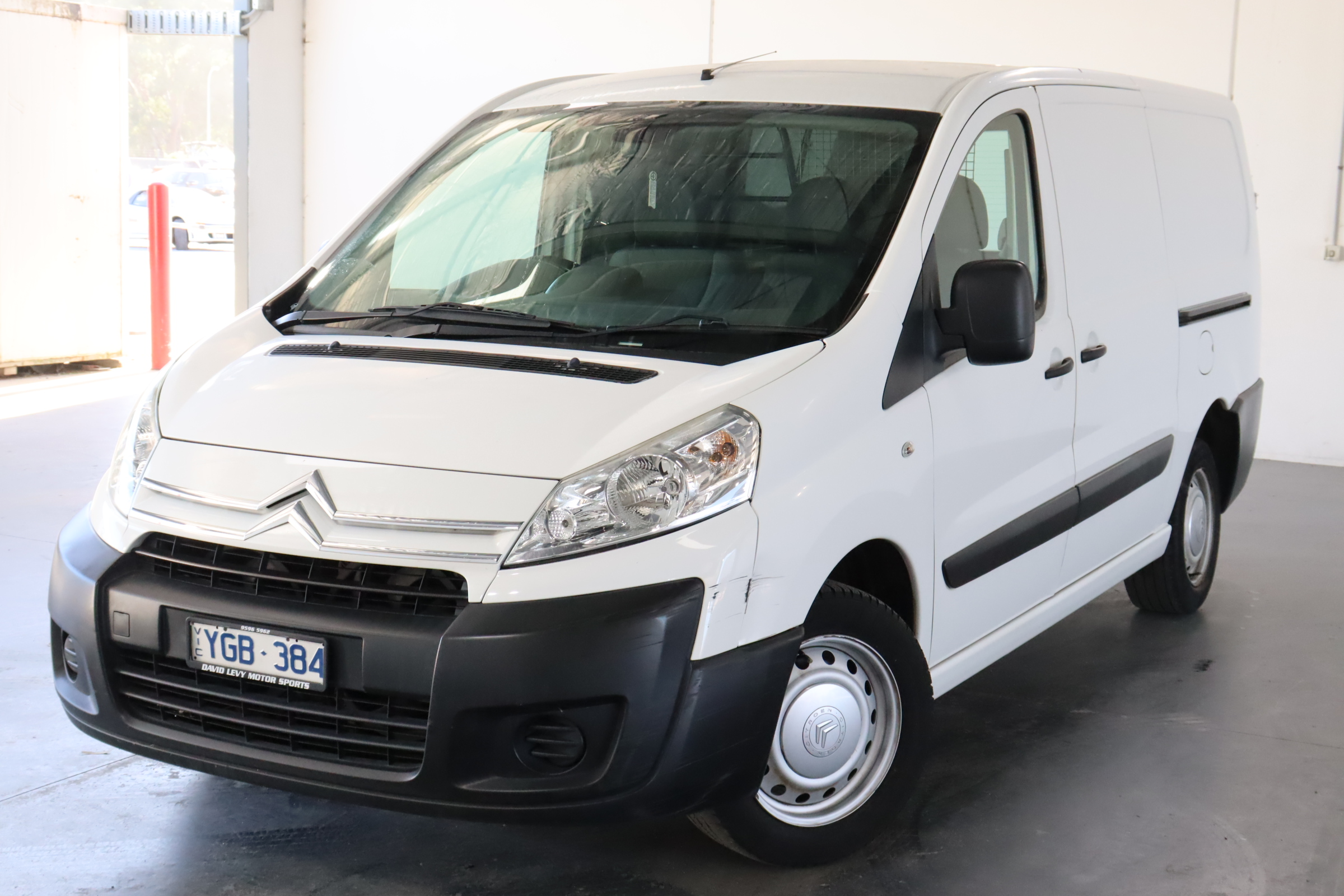 2011 Citroen Dispatch LWB Turbo Diesel Manual Van