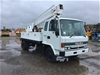 <p>1995 Isuzu  FSR 4 x 2 Cherry Picker Truck</p>