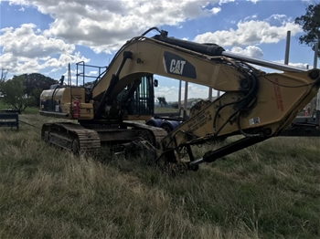 Caterpillar 324DL Hydraulic Excavator