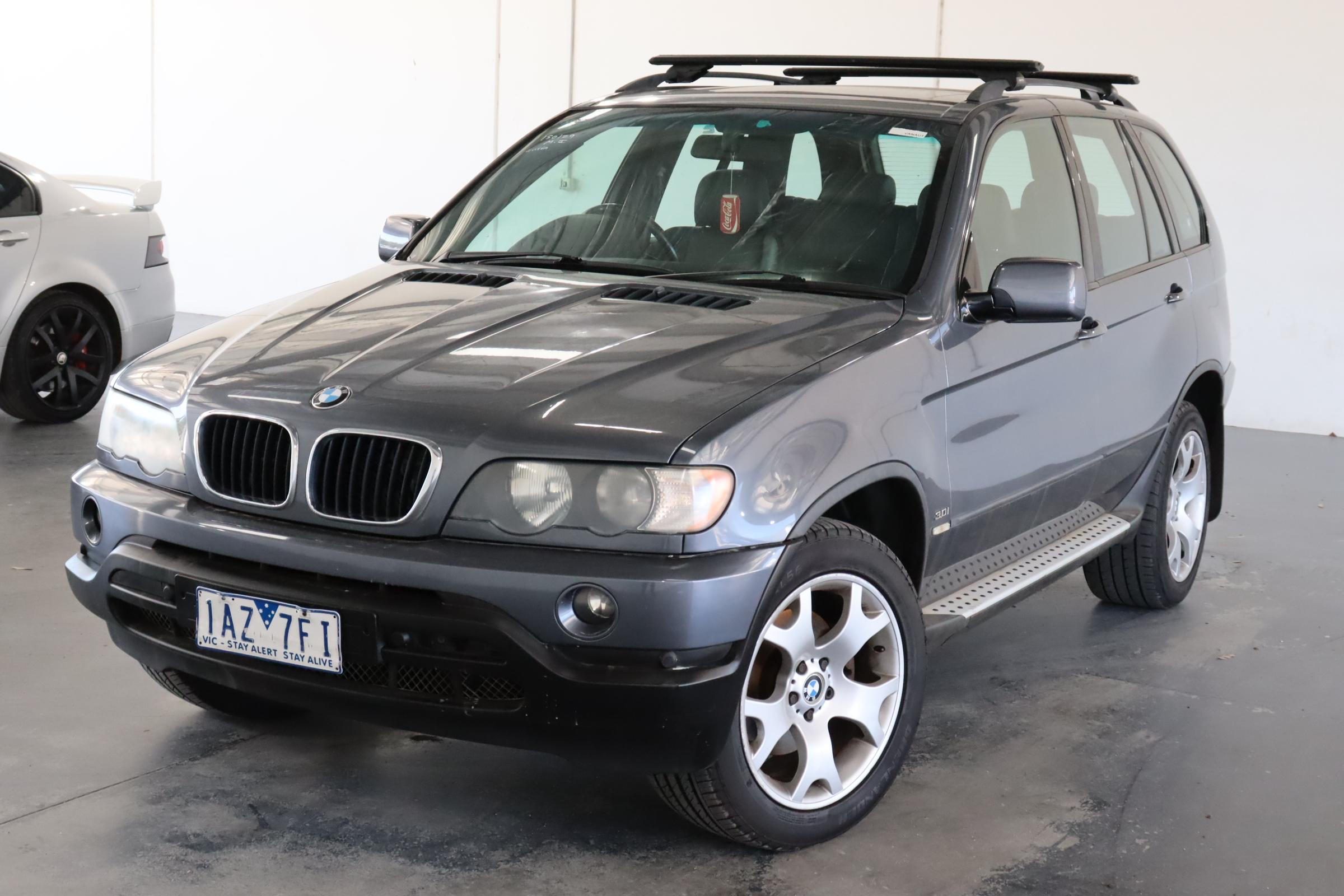 2002 BMW X5 3.0i E53 Automatic Wagon
