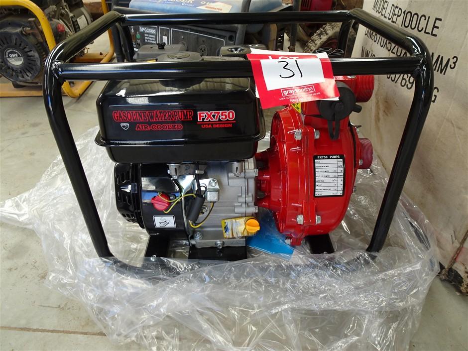 EX750 Portable Pump