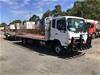 <p>2012 UD Condor MK11 250 4 x 2 Tray Body Truck & Trailer</p>