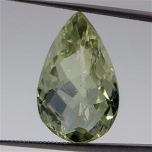 12.94ct Green Amethyst